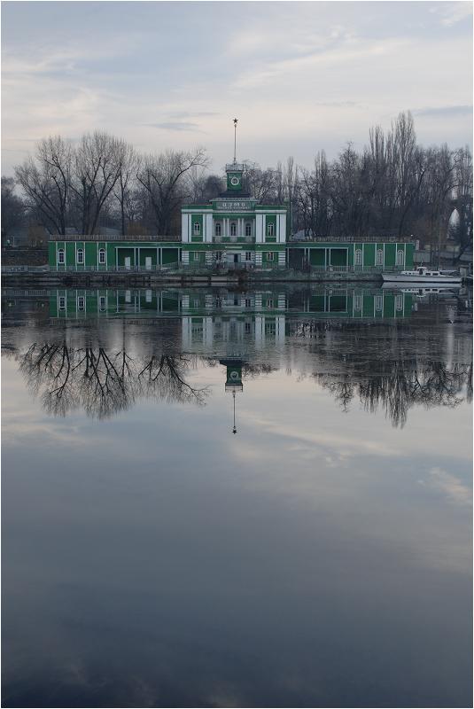 Водная станция