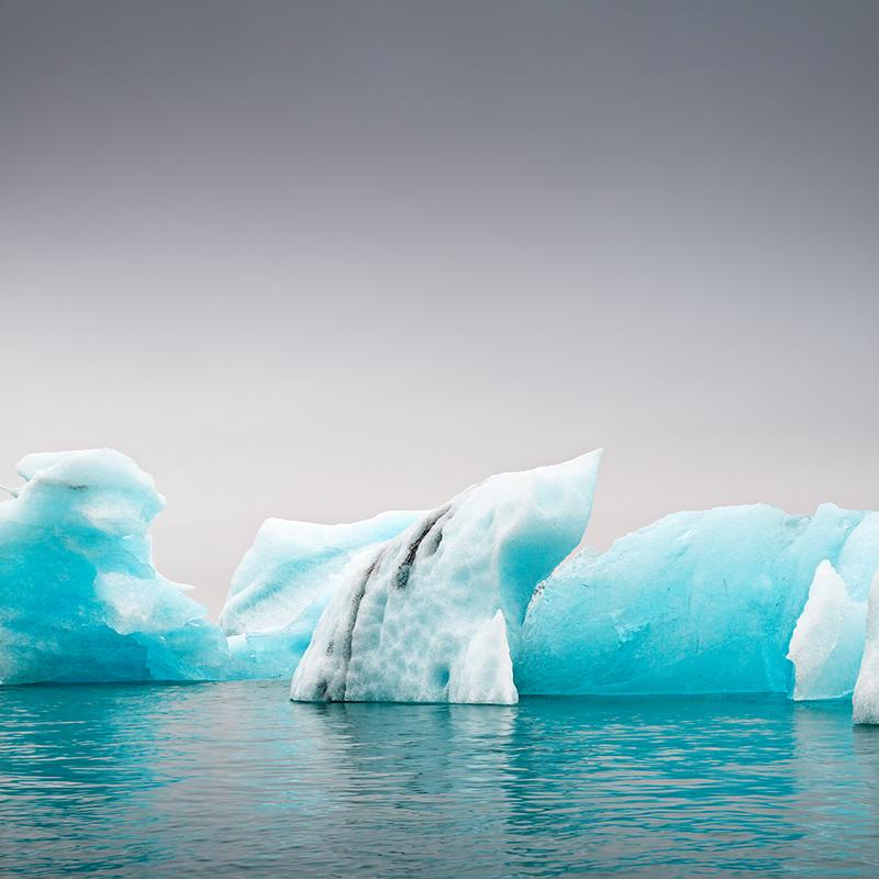 Glacier Lagoon (Jökulsárlón)