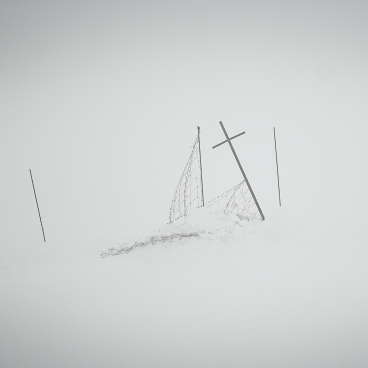 After the blizzard (In memory of Yury Bird)