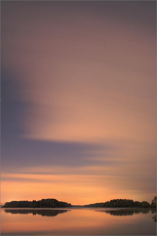 Цвета ночного неба