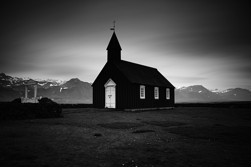 Black church (Buðir)