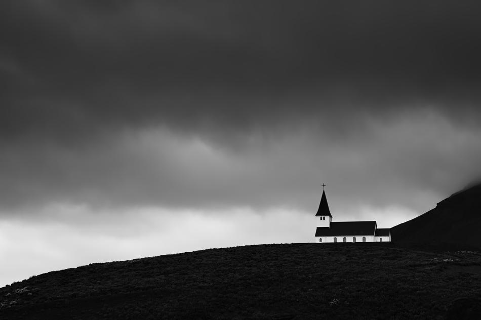 Vík Church #2